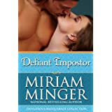 Defiant Impostor (Dangerous Masquerade Collection)by Miriam Minger