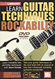 Learn Guitar Techniques Rockabilly For Guitar DVD