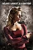 INGLOURIOUS BASTERDS - BRAD PITT - US MOVIE FILM WALL POSTER - 30CM X 43CM MELANIE LAURENT inglorious