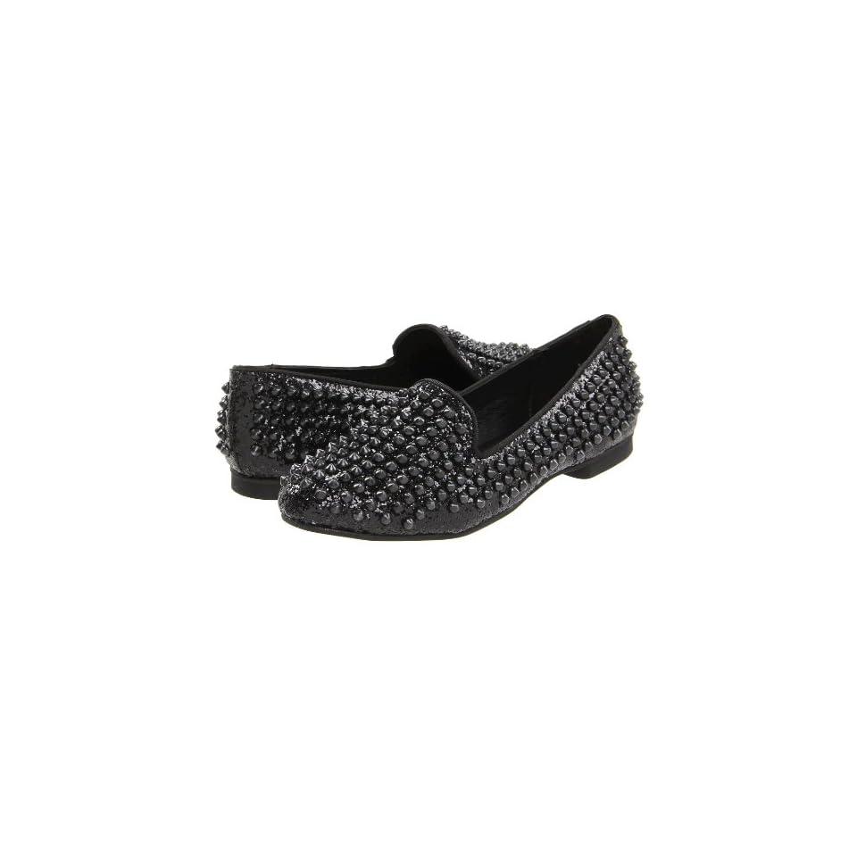 Steve Madden Studlyy Black Flat Choose Size 7.5 (Euro 38)
