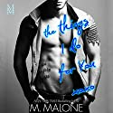 The Things I Do for You: The Alexanders, Book 2 Audiobook by M. Malone Narrated by Eva Kaminsky