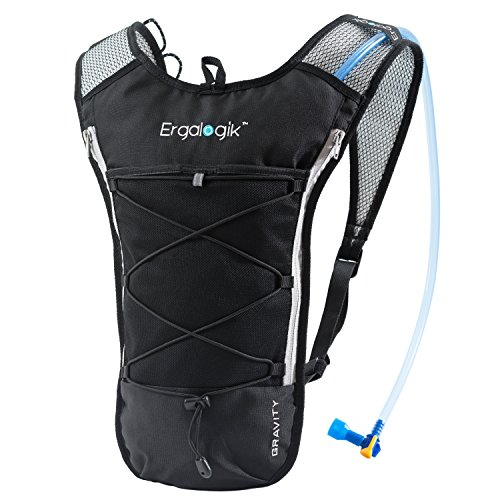 ErgaLogik Gravity 70 UltraLight 2L Hydration Pack -