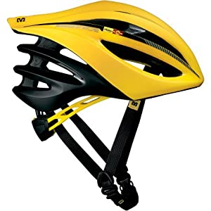 Mavic Plasma SLR Helmet Yellow Mavic/Black, S