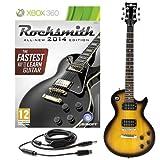 Rocksmith 2014 Xbox 360 + Chitarra Elettrica New Jersey II Vintage Sunburst