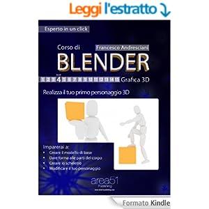 Corso di Blender. Livello 4 (Esperto in un click)