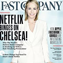 Audible Fast Company, May 2016 Periodical by Fast Company Narrated by Ken Borgers