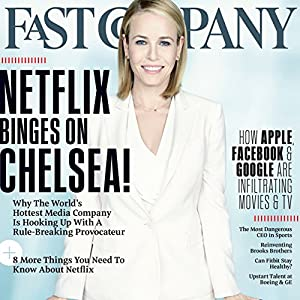 Audible Fast Company, May 2016 Periodical