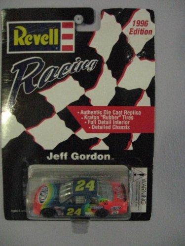Jeff Gordon #24 Dupont Chevrolet 1:64 scale Revell diecast - 1