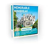 Buyagift Memorable Minibreak Experience Gift Box - 330 two night breaks from cosy inns to grand mansion houses