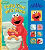 img - for Potty Time with Elmo [POTTY TIME W/ELMO-SOUNDBOARD] book / textbook / text book