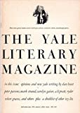 img - for THE YALE LITERARY MAGAZINE Vol. cxxvii No., January 1959 book / textbook / text book