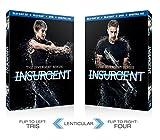 The Divergent Series: Insurgent - 3D Blu-ray + Blu-ray + DVD + Digital HD