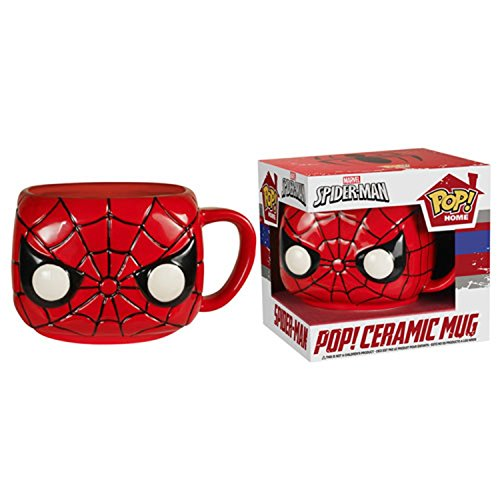 FUNKO POP HOME MARVEL SPIDER MAN Tazza