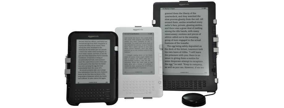 Three Versions of PageBot for Kindle