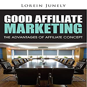 Good Affiliate Marketing Audiobook