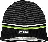 (フェニックス)phenix 子供 ニットキャップ帽 ビーニー【ps4g8hw83】 KF(50-54cm) ブラック