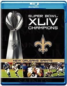 NFL Super Bowl XLIV: New Orleans Saints Champions [Blu-ray]