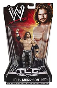 WWE Mattel PPV 8 Tables Ladders Chairs John Morrison Wrestling Action Figure