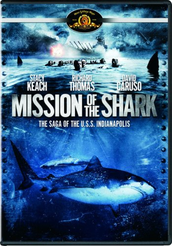 Mission of the Shark: Saga of the Uss Indianapolis [DVD] [1991] [Region 1] [US Import] [NTSC]