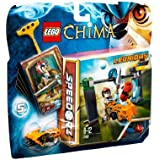 Lego Legends Of Chima - Speedorz - 70102 - Jeu de Construction - La Cascade Chi