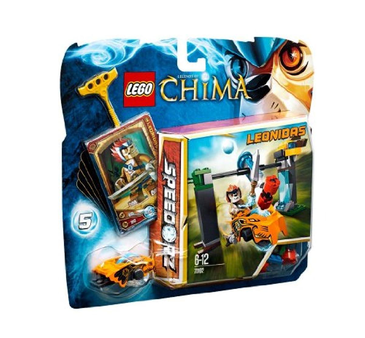 [해외] 레고 (LEGO) 찌마 지의 워터 폴 70102 (2013-03-01)