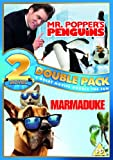 Mr. Popper's Penguins/ Marmaduke Double Pack [DVD] [2010]
