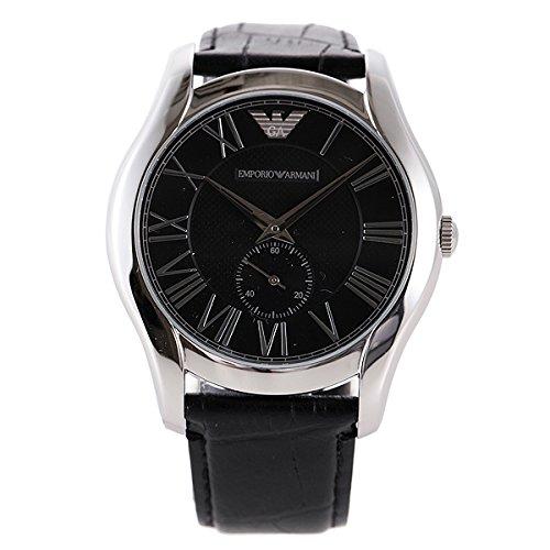 (エンポリオアルマーニ) EMPORIO ARMANI エンポリオアルマーニ 時計 メンズ EMPORIO ARMANI AR1703 クラシック 腕時計 ウォッチ ブラック[並行輸入品]