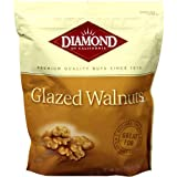 Diamond Glazed Walnuts - 28oz