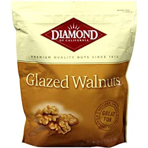 diamond candied walnuts