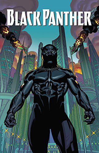 Black Panther 1: A Nation Under Our Feet