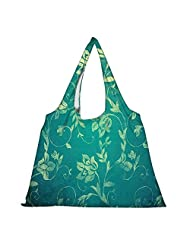 Snoogg High Strength Reusable Shopping Bag Fashion Style Grocery Tote Bag Jhola Bag - B01B96RBNC