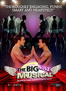 "Cover of ""The Big Gay Musical"""