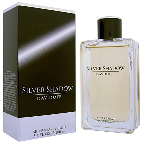 DAVIDOFF SILVER SHADOW AFTER SHAVE, Dopobarba 100 ml