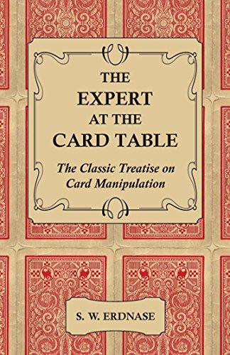 the expert at the card table free pdf