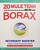 20 Mule Team Borax Laundry Booster, 65 Ounce (Pack of 6)