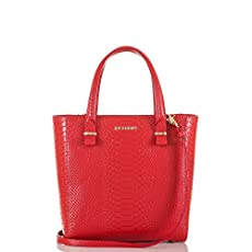 Harrison Carryall<br>Red Santa Clara