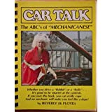 """Car Talk, The ABC's of """"Mechanicanese"""" ~ Beverly Crowle (& Floyd)"""