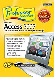 Professor Teaches Access 2007  [OLD VERSION] [Download]