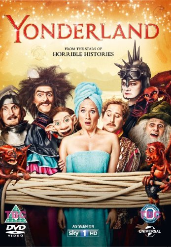 Yonderland Season 1 cover