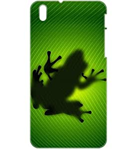 a AND b Designer Printed Mobile Back Cover / Back Case For HTC Desire 816 (HTC_816_3D_796)