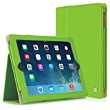 CaseCrown Bold Standby Case (Green) for iPad 4th Generation with Retina Display, iPad 3 & iPad 2 (Built-in magnet for sleep / wake feature)by CaseCrown
