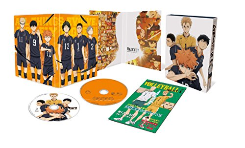 ハイキュー!!セカンドシーズン Vol.5 (初回生産限定版) [DVD]