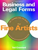Business And Legal Forms for Fine Artists (3rd Edition)
