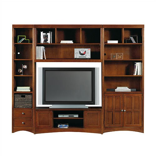 Young America by Stanley GenAmerica Classic Cherry Entertainment Center GenAmerica Classic Cherry En