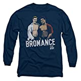 Saved By The Bell Bromance Long Sleeve Mens Shirt