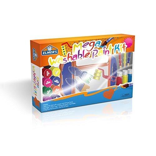 Elmers Mega Washable Paint Kit #1 Best Seller on Amazon