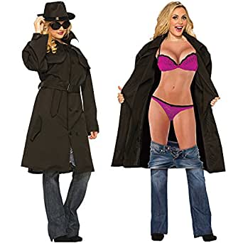 from Legend naked flasher halloween costume women