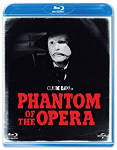 Phantom of the Opera [Blu-ray] [Import]