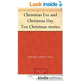Christmas Eve and Christmas Day Ten Christmas stories