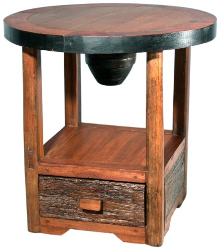 Cheap Desperado End Table (B001KD6RAI)